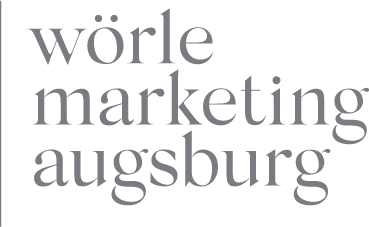 Wörle Marketing Werbetechnik Zentrum Augsburg Logo